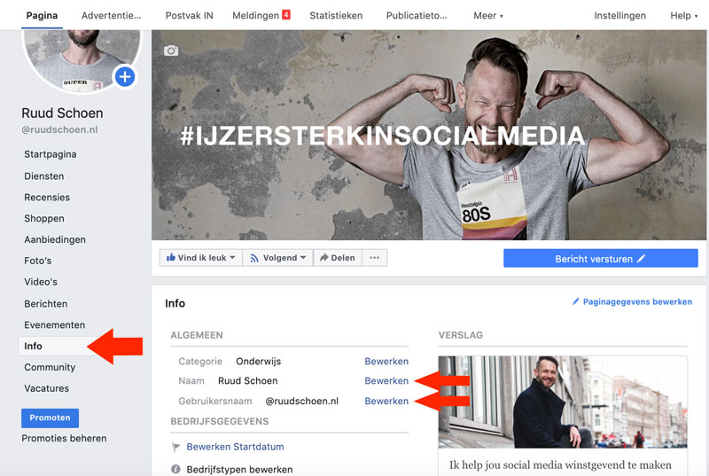 Facebook-naam-veranderen-zakelijk-bedrijfspagina