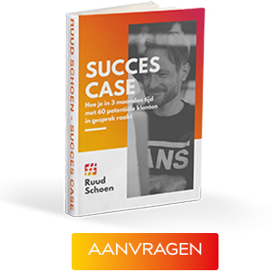 Facebook-marketing-succes-case over lead generatie met facebook advertenties