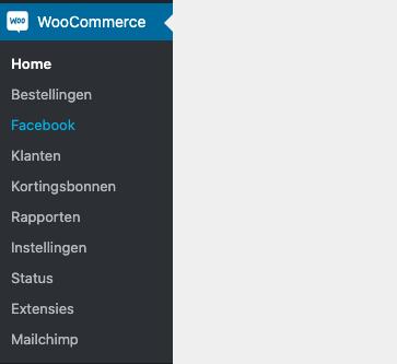 Facebook pixel aan woocommerce webshop koppelen 1